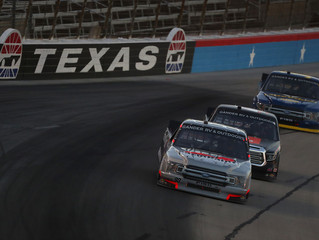 Top-10 Finish For Grant Enfinger at Texas Motor Speedway