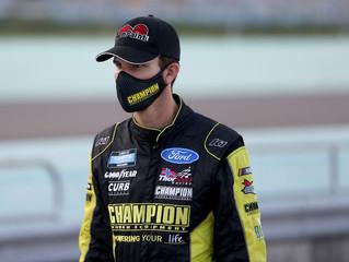 Grant Enfinger -- Pocono Raceway Preview