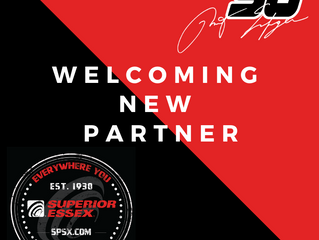 Superior Essex Partners With Grant Enfinger For The Gander Trucks Race At Canadian Tire Motorsports