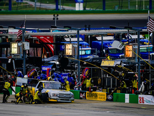 NASCAR Modifies Pit-Stop Procedure For Stand-Alone Truck Race