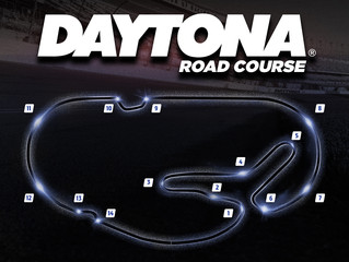 Grant Enfinger -- Daytona International Speedway Road Course Preview