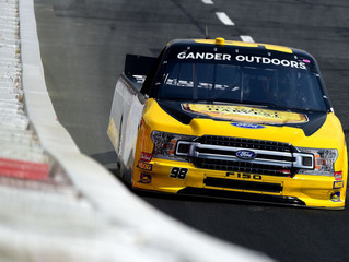 Grant Enfinger - Texas Motor Speedway Preview