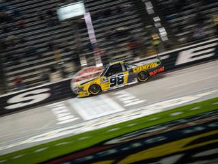 Grant Enfinger - Texas Motor Speedway Recap