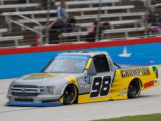 Grant Enfinger - 2020 Texas Motor Speedway Recap