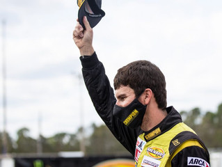 Grant Enfinger Collects Awards In East Finale At 5 Flags