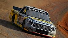 Dirt Race at Bristol Motor Speedway Recap