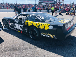 Enfinger Returns to Rattler On 10th Anniversary of Victory