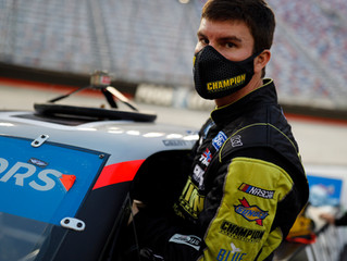 Grant Enfinger -- Talladega Superspeedway Preview