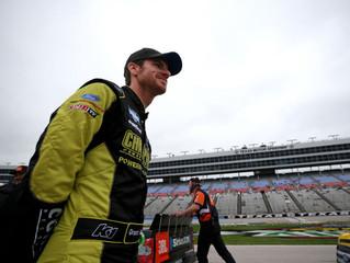 Grant Enfinger - Dover International Speedway Preview