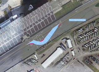 Daytona Road Course -- Procedures and Configuration
