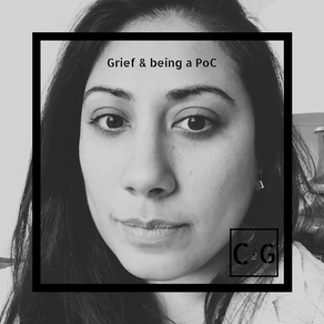 On Being a PoC, Grieving and Wanting to be an Ally