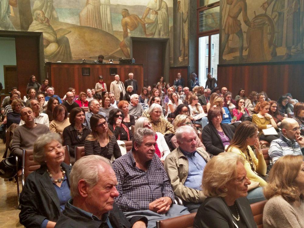Rizzolatti - CNR Roma foto1