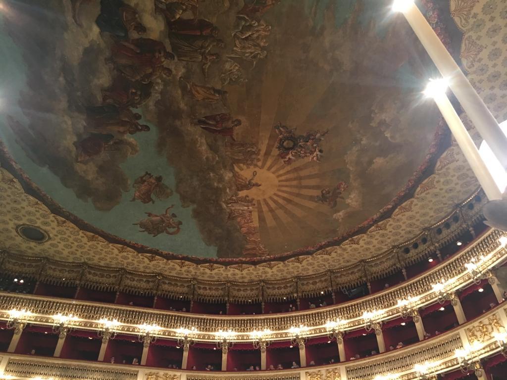 Teatro San Carlo foto2
