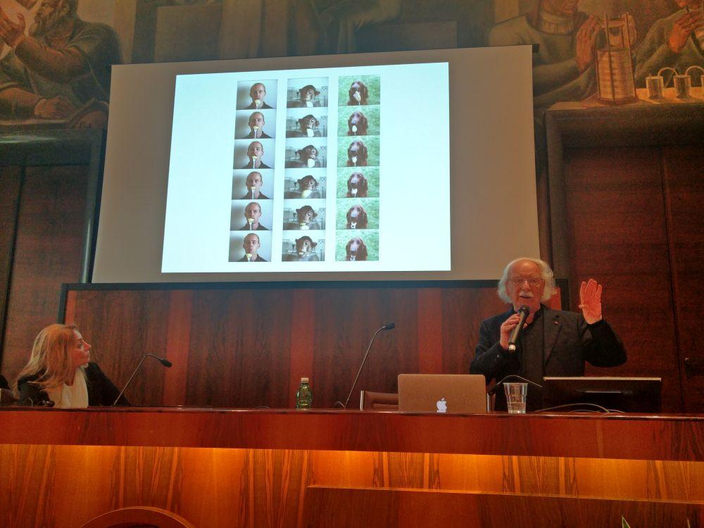 Rizzolatti - CNR Roma foto3