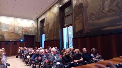 """Vivere con Filosofia - Conferenza: """"CODICE - La vita è digitale"""" con la Giornalista Scientifica RAI Barbara Carfagna - Conferenza del 30/01/2019 presso Sala Marconi CNR Roma"""
