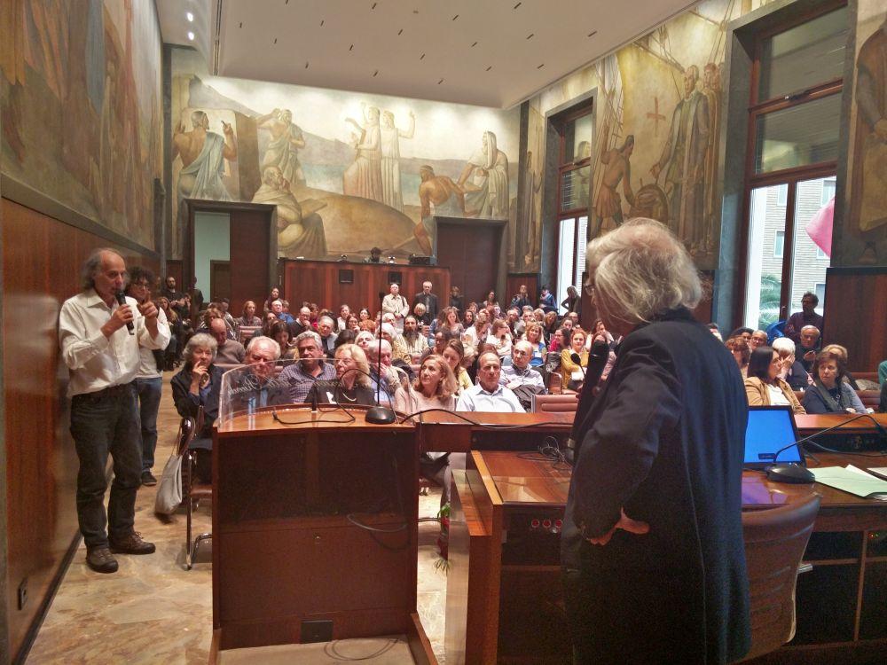 Rizzolatti - CNR Roma foto7