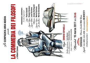 Vivere con Filosofia presenta: Mens sana in corpore sano - I percorsi di LUCA - He-Art Via Ammannati 4 - Roma
