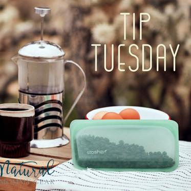 Tip Tuesday: Stash your cash!