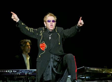 Vienna, Sir Elton, and I ...