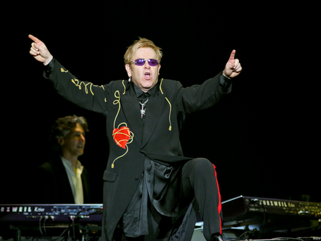 Vienna, Sir Elton, and I ...
