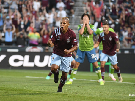 Match Preview: Colorado Rapids Tackle Top Dogs At Home