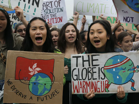 Unknown Climate Movements