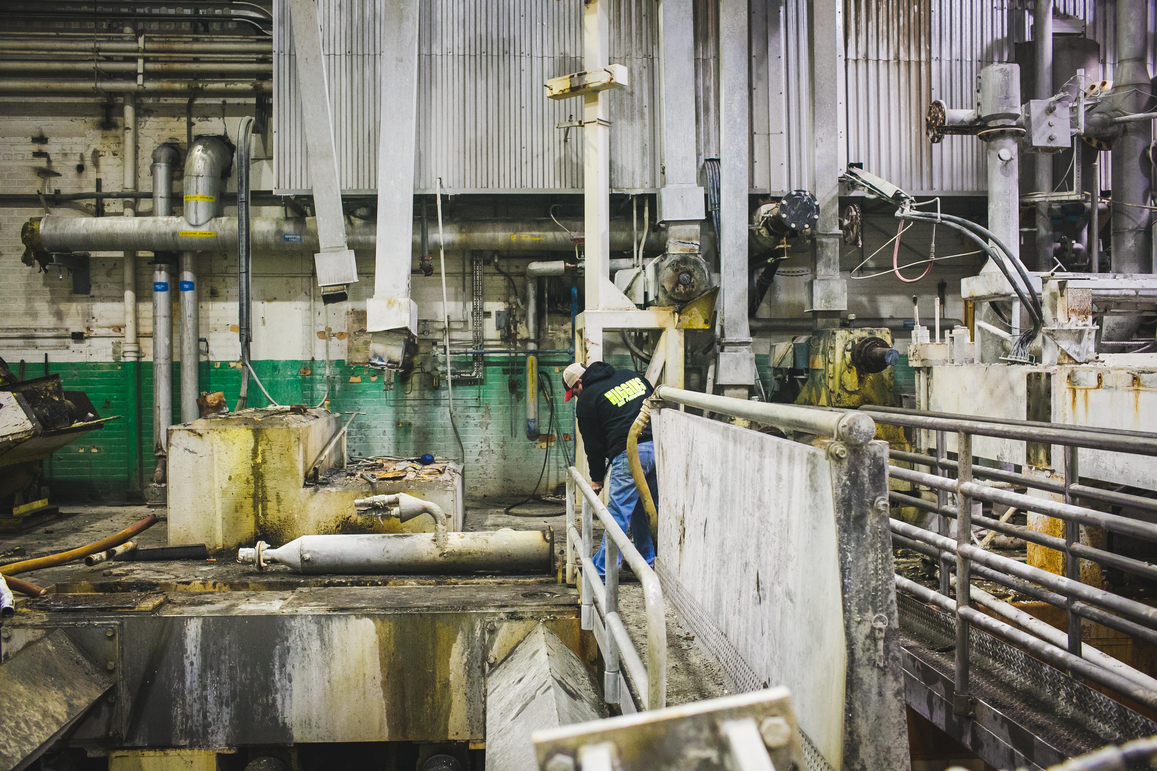 Brainerd Industrial Center Demolition