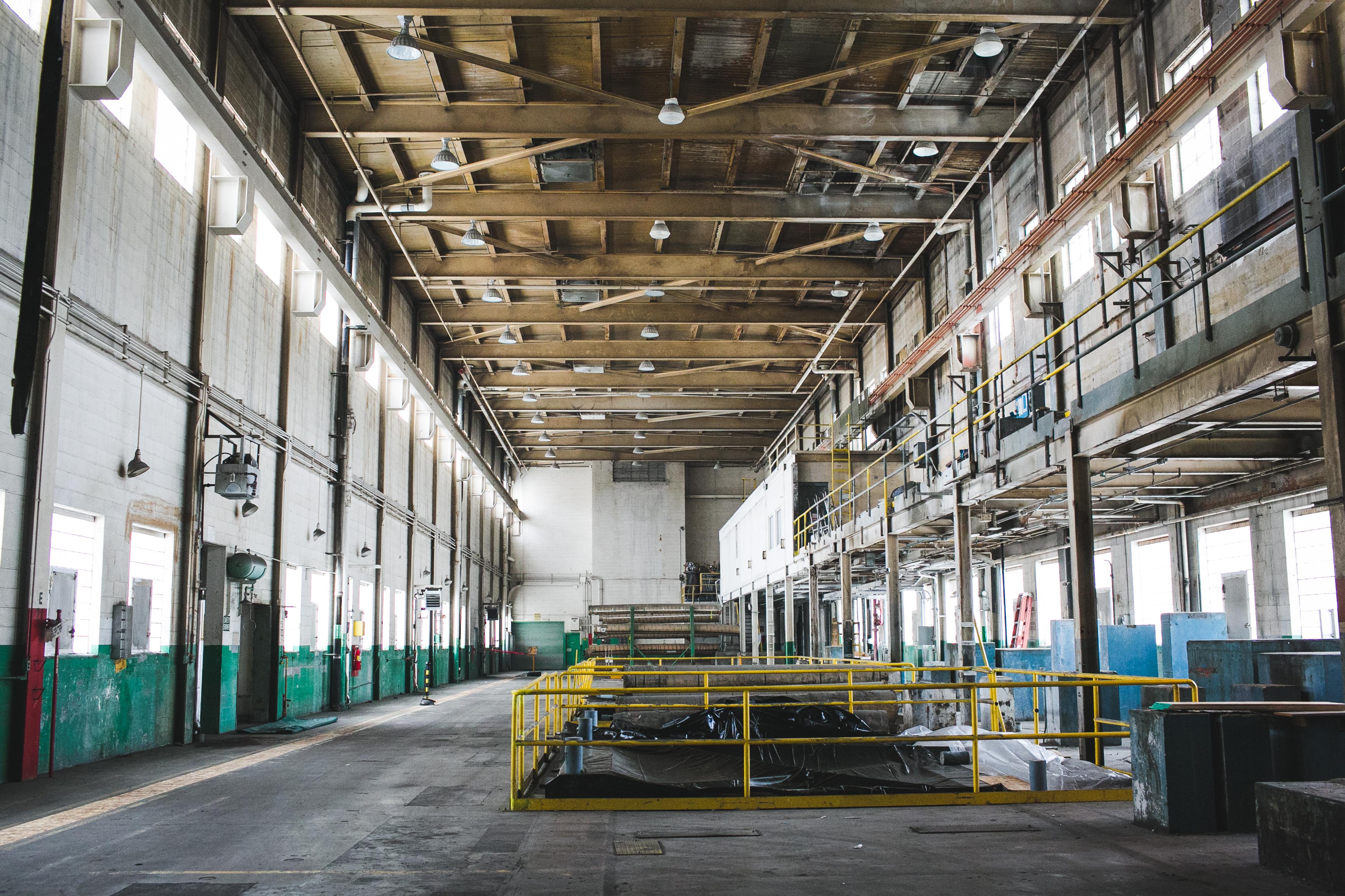 Brainerd Industrial Center Demolition Ro