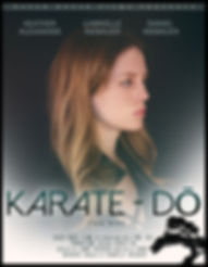 Karate Do the movie poster