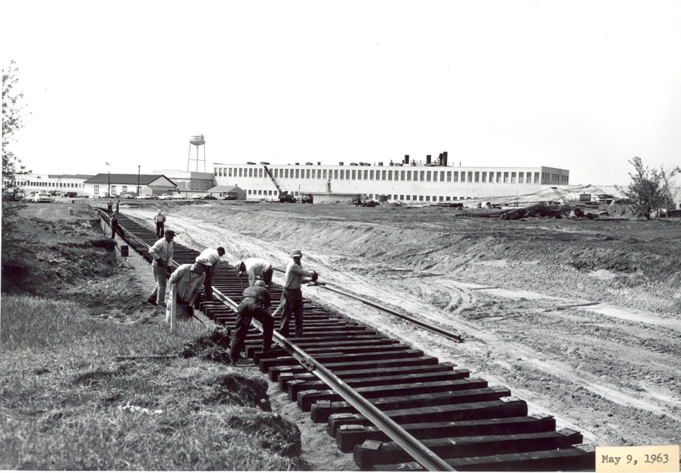 Historic Railroad Work