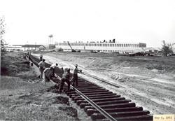 Historic Railroad Work