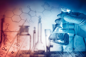 Laboratory research in science and medic