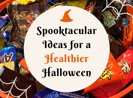 Spooktacular Ideas for a Healthier Halloween
