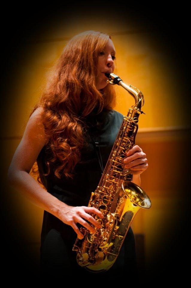Michael Anne Tolan Saxophone