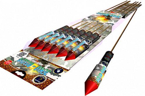 Ракеты Земля-Воздух (упаковка 6 шт)