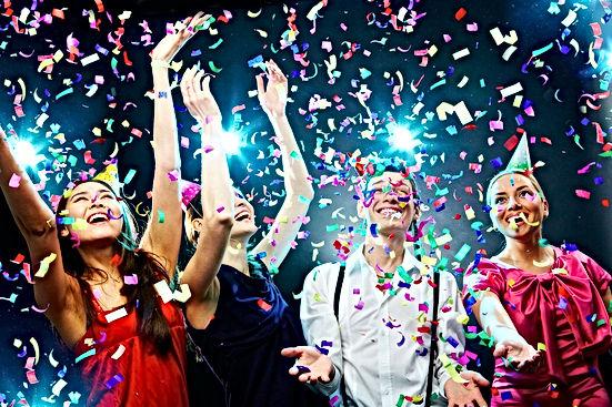 Хлопушки | Новый год | Конфети I Серпантин