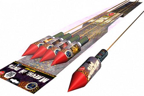 Ракеты Млечный путь (апаковка 4 шт)