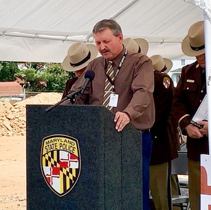 Pastor Jim, Chaplain of Maryland State Police