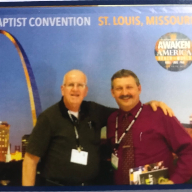 Southern Baptist Convention w/ Terry McKenzie