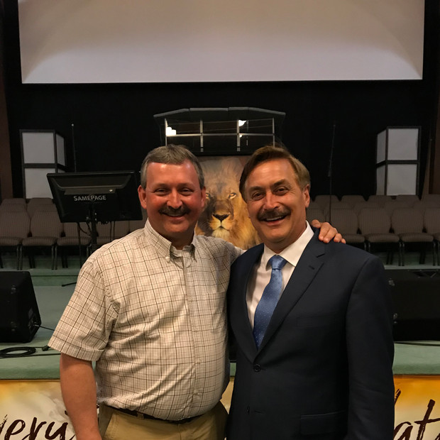 National Day of Prayer w/ My Pillow's Mike Lindell