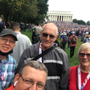DC Prayer Walk Sept '20