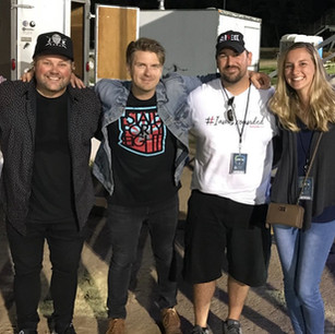 The Afters w/ Justin & Rachel
