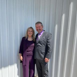 Pastor Jim & His Mom