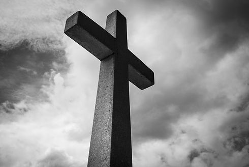 black-and-white-cemetery-christ-church-2