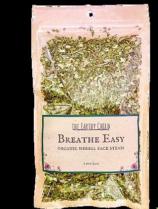 Breath Easy Organic Face Steam