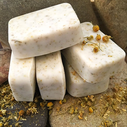 Wild Chamomile Coconut Cream Soap