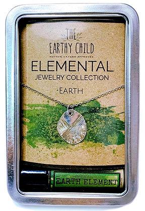 Earth Element Zen Tin
