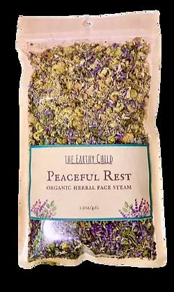 Peaceful Rest Organic Face Steam
