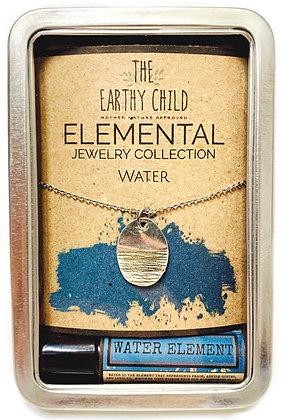 Water Element Zen Tin