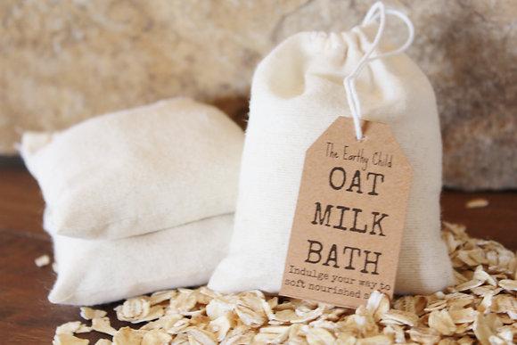 Oat Milk Bath